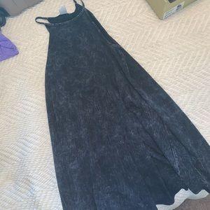Dresses & Skirts - Acid Wash Tank Top Dress
